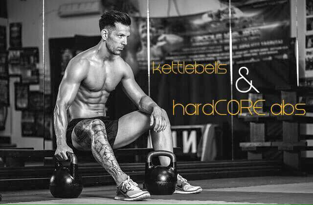 kettlebells and hardcore abs