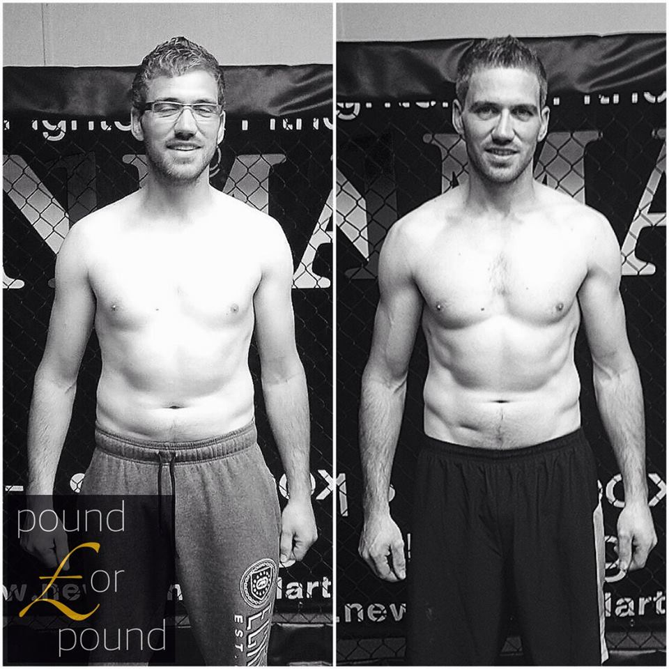 body transformations - michael davies
